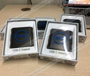 Dell DA200 USB-C to HDMI/VGA/USB 3.0/LAN chính hãng