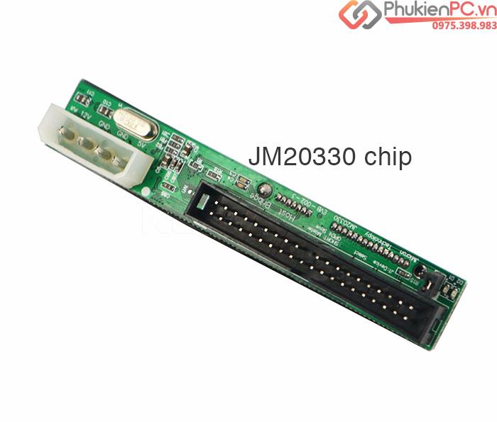 Card chuyển HDD SATA sang ATA 3.5-40pin JM20330 chip