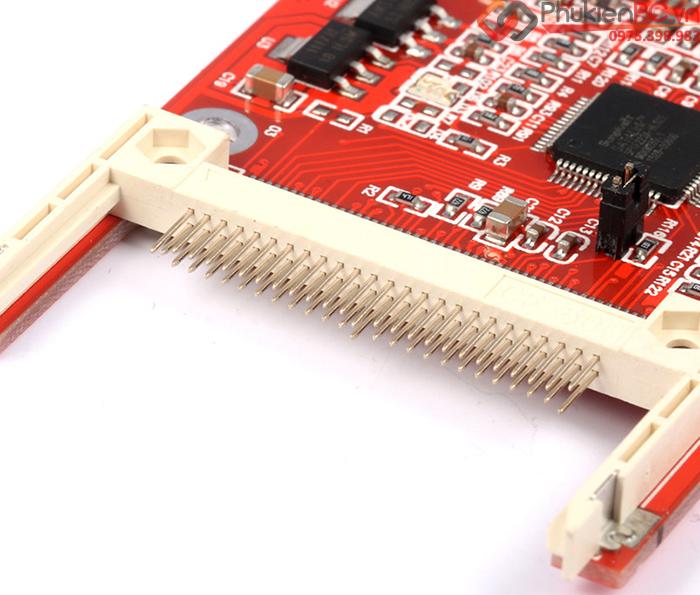 Card chuyển đổi thẻ CF sang SATA JM20330 chip