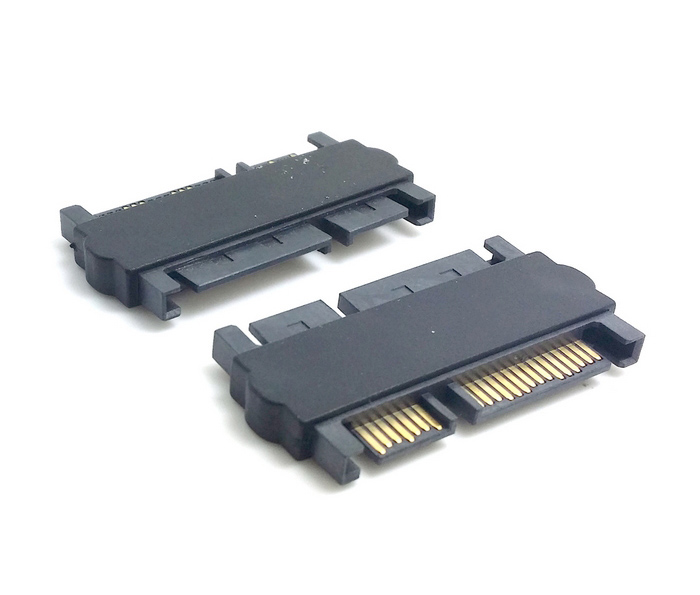 Đầu nối ổ cứng SATA 22pin male to male