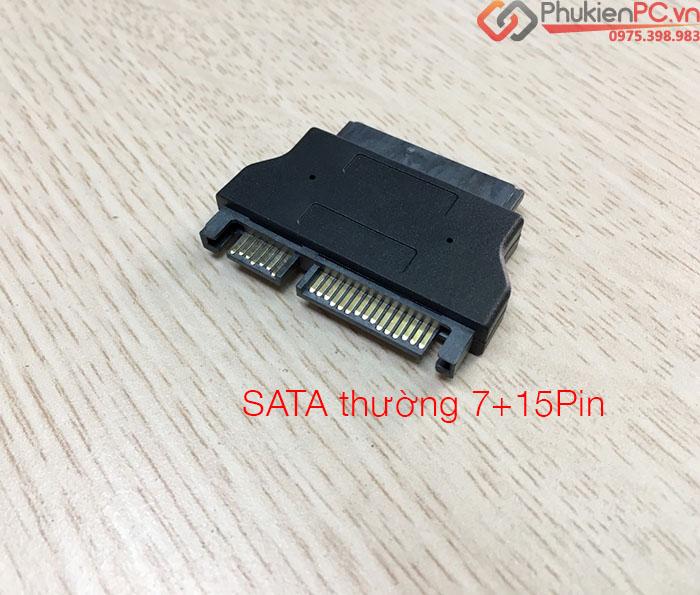 Micro SATA sang SATA
