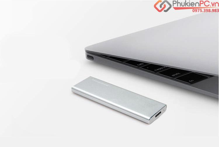 Box M2 SATA 2280 to USB 3.0 Kingshare