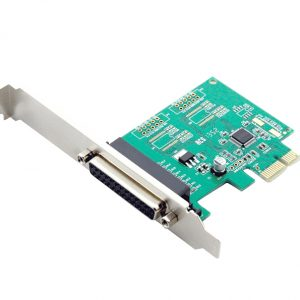 Card PCI-E 1X sang LPT DB25 Parallel