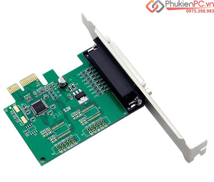 PCI-E 1X sang LPT DB25