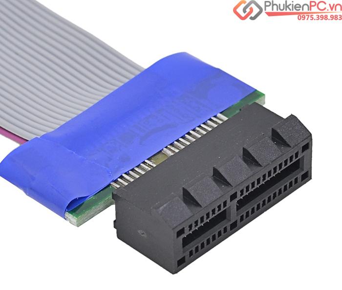 Cáp nối dài PCI-E Riser 1X 20cm