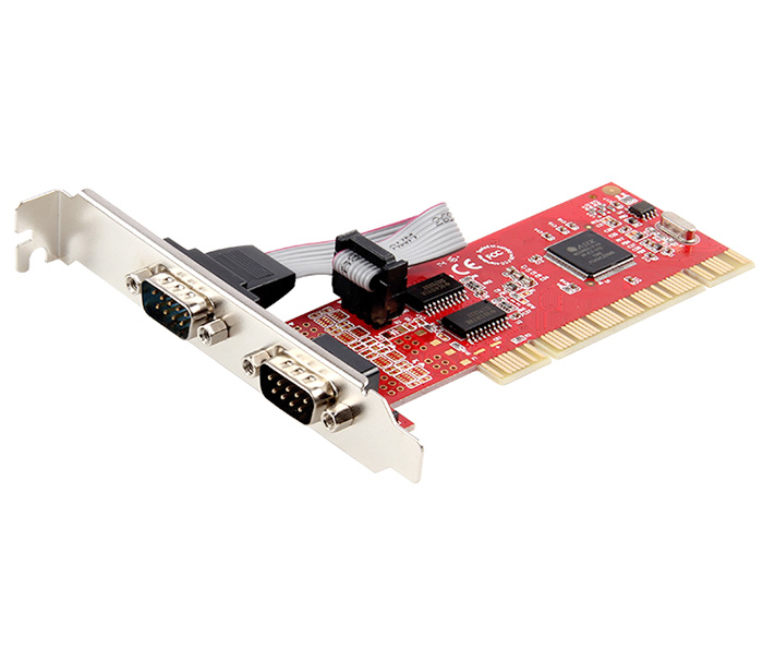 Card PCI to 2 RS232 Unitek Y-7503