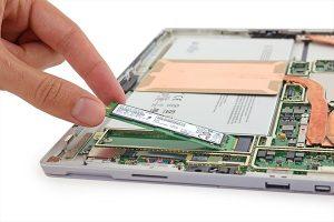 Phụ kiện lấy dữ liệu ổ cứng SSD Surface Pro 2, 3, 4, Book