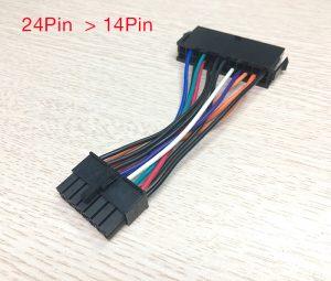 Cáp chuyển nguồn 24Pin to 14Pin cho Lenovo Q77 B75 A75 Q75