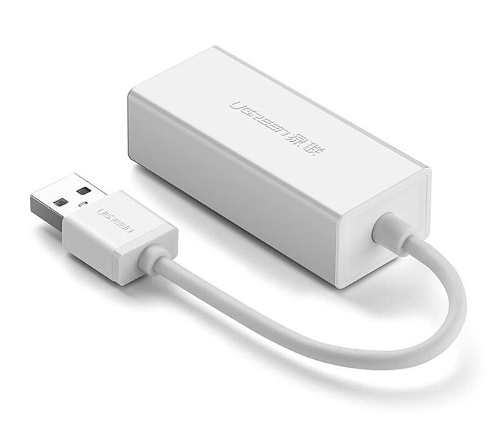Cáp chuyển đổi USB sang LAN 100 Mbps Ugreen 20253