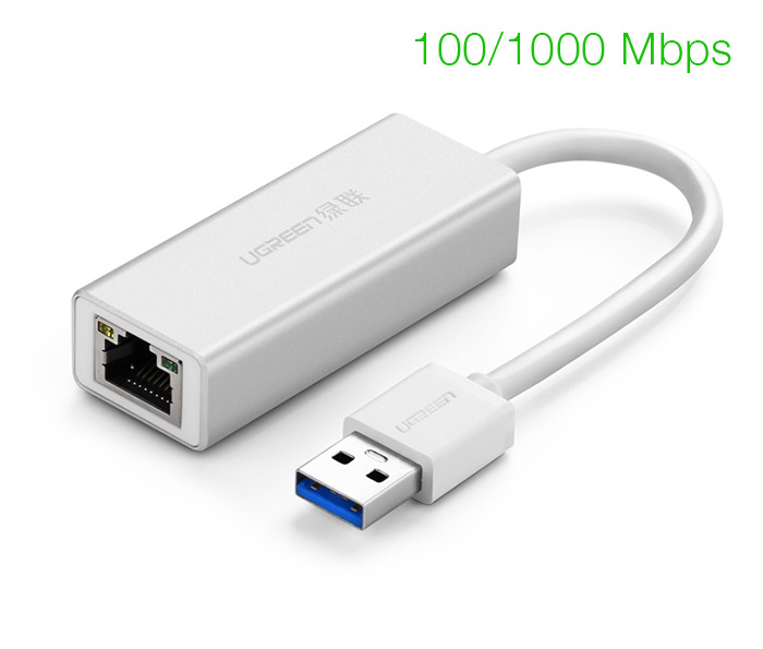 Ugreen 20255 USB 3.0 to LAN Ethernet Adapter 1000 Mbps