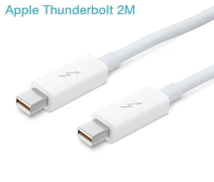 Cáp Apple Thunderbolt 2M MD861