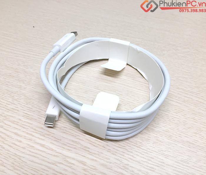 Cáp Apple Thunderbolt 2M MD861