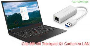 Cáp kết nối Thinkpad X1 Carbon ra mạng LAN Ethernet
