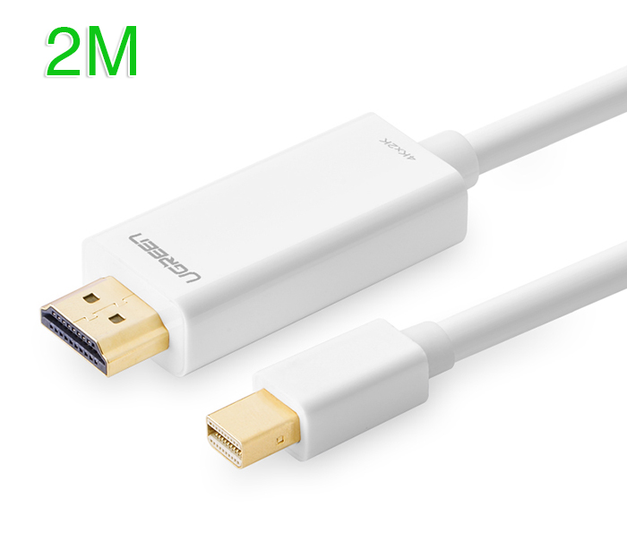 Cáp Thunderbolt to HDMI 2M Ugreen 10404 chính hãng