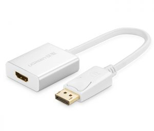 Cáp chuyển đổi Dipslayport sang HDMI Ugreen 20411