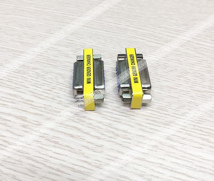 Đầu nối COM DB15 female to female dsub 2 rows
