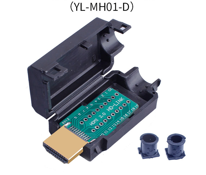Đầu hàn cáp HDMI 1.4, HDMI 2.0