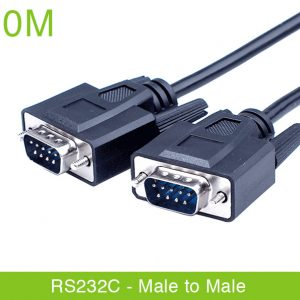 RS232c null modem male to male nối chéo 10M