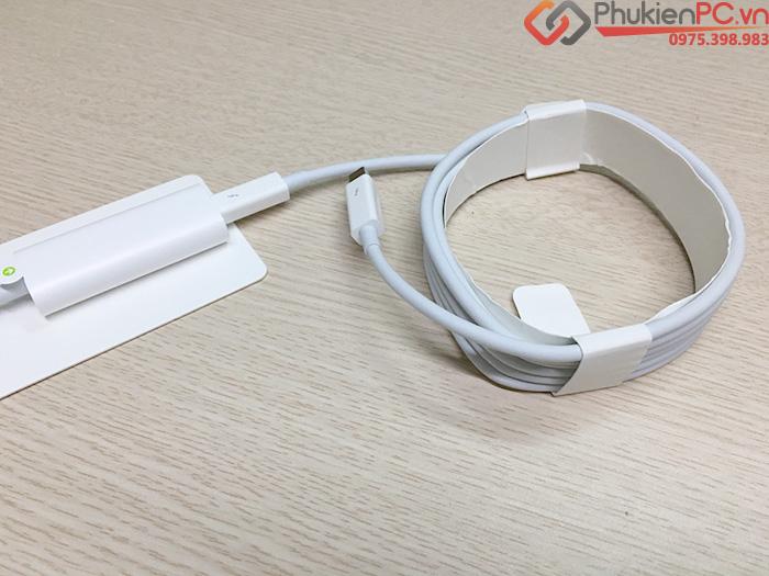 Cáp Apple Thunderbolt 3 to Thunderbolt 2 chính hãng