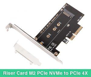 Nơi bán riser card M2 NVME PCIe to PCIe 4x giá rẻ nhất