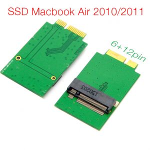Adapter SSD M.2 SATA 2280 sang SSD Macbook Air 2010, 2011