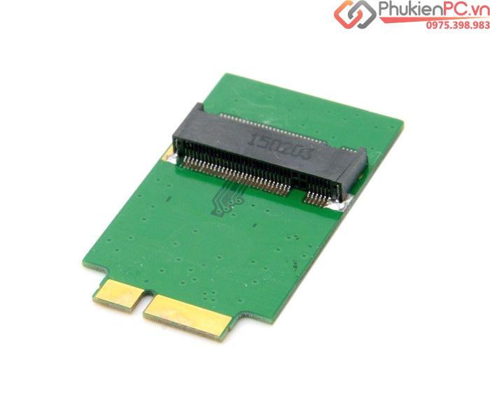 Adapter SSD M.2 SATA 2280 sang SSD Macbook Air 2010, 2011