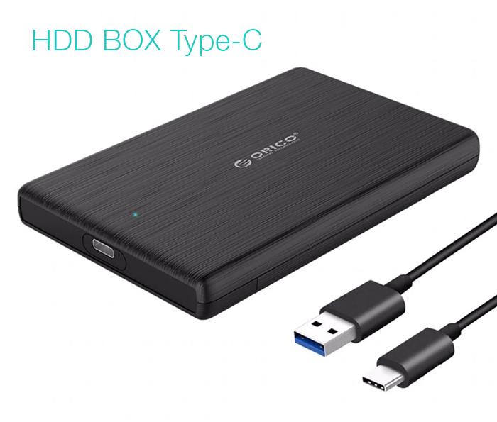 HDD SSD Box 2.5 Type C (USB 3.1) Orico 2189C3