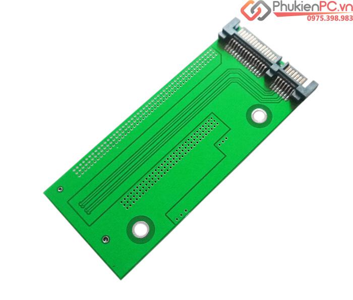 Adapter chuyển đổi SSD Asus UX21 UX31 sang SATA III