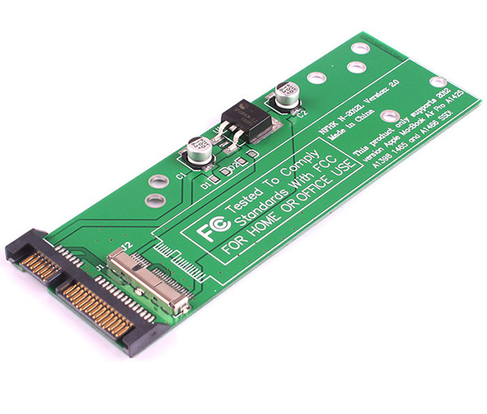 Adapter chuyển SSD Macbook Air, Retina 2012 sang SATA