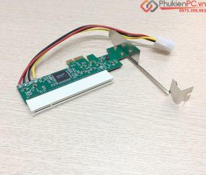 Card chuyển đổi PCI sang PCI-E 16X, PCIe 1X