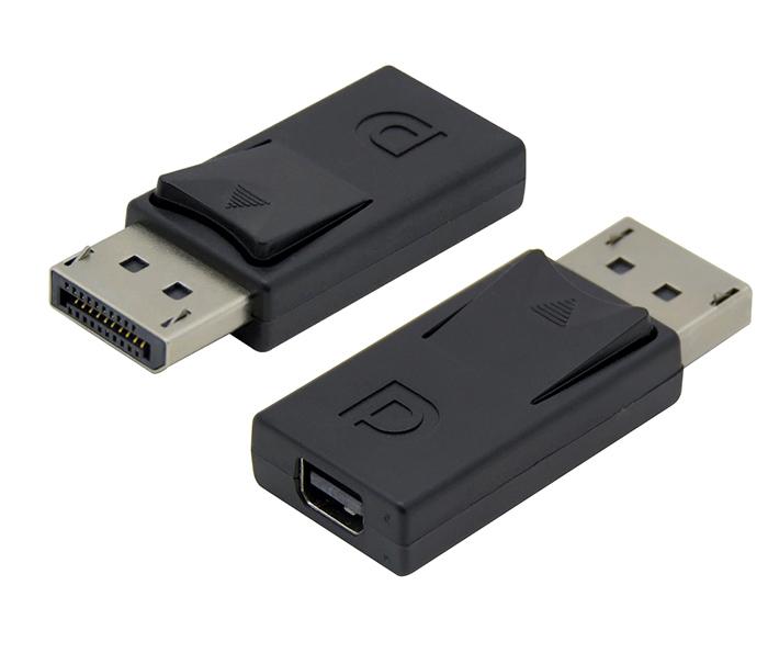 Đầu chuyển đổi Displayport sang Mini Displayport chân cái