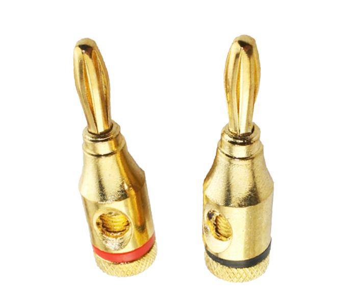 Giắc âm thanh bắp chuối 4mm (1 chiếc)