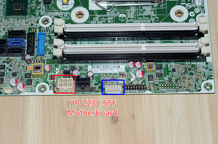 Hp Motherboard Power Pins