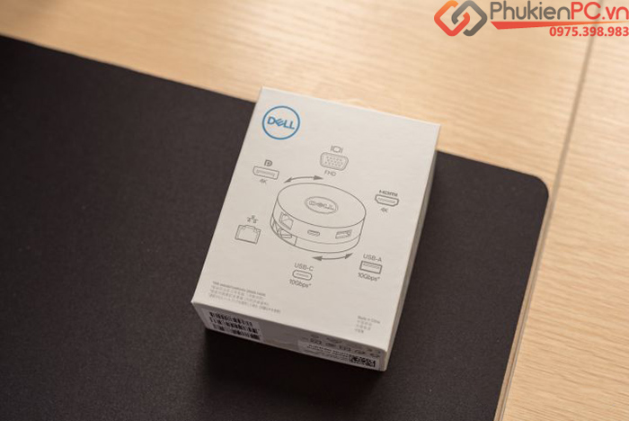 DELL USB-C Mobile Adapter DA200 (6 in 1)