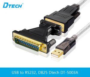 Cáp USB sang COM DB25 Male chân đực cho máy in