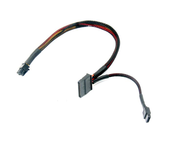 Cáp Mini 6Pin to SATA HDD SSD, DVD ROM cho DELL 3653 3650 3655 3252 3668 3670