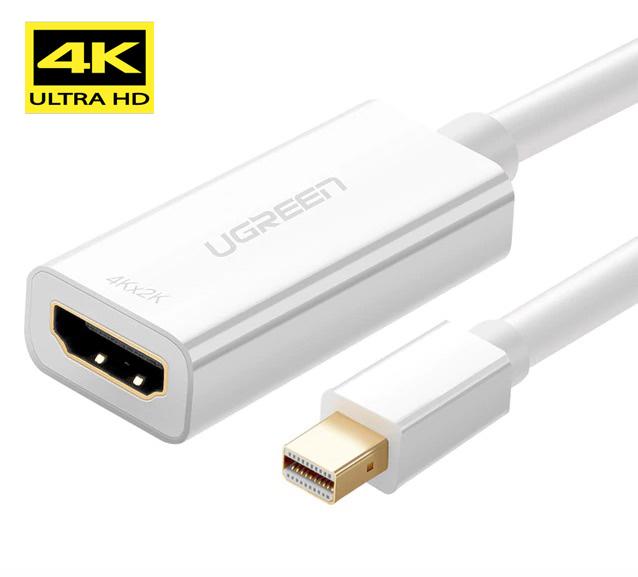 Cáp Thunderbolt sang HDMI Adapter hỗ trợ 4K Ugreen 40361