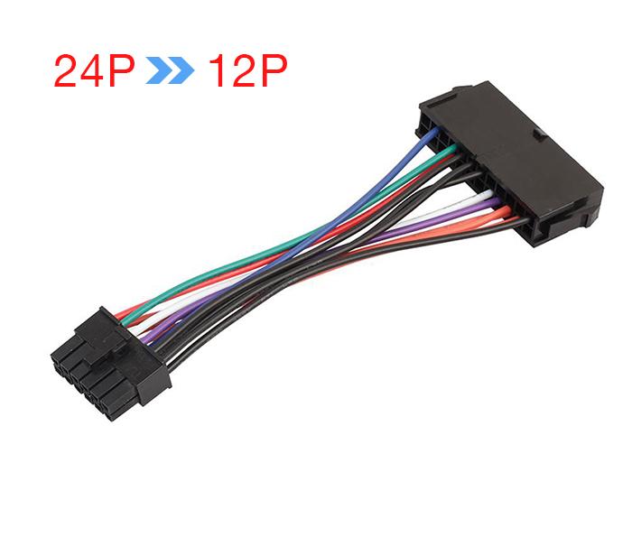 Cáp nguồn ATX 24Pin sang 12Pin cho Acer Q87H3