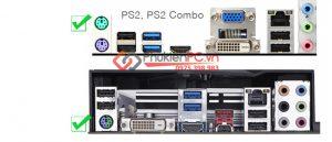 Nơi bán giắc chuyển PS2 sang USB, USB sang PS2 tại Hà Nội