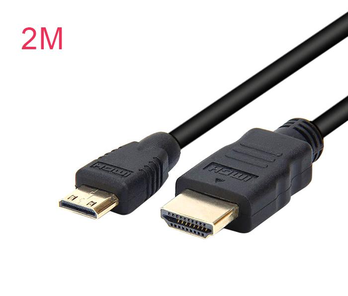 Cáp chuyển đổi Mini HDMI to HDMI 2M