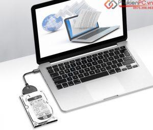 Cáp nối ổ cứng SSD HDD 2.5 SATA vào Macbook Pro Type C