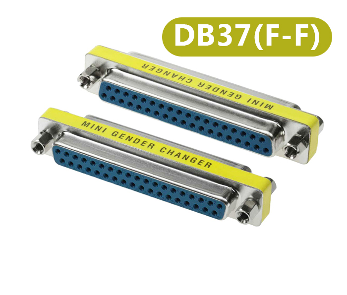Đầu nối DB37 Female to DB37 Female (hai đầu cái)