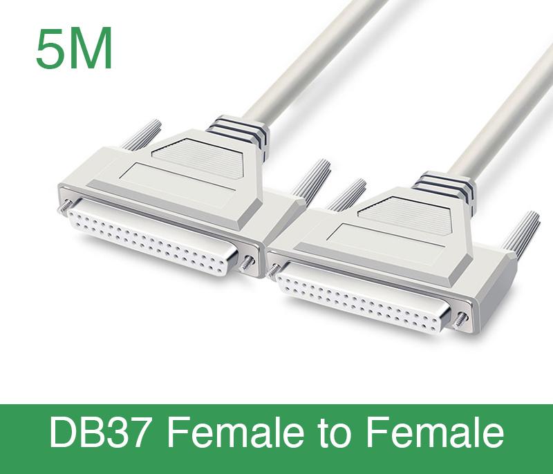 Cáp COM DB37 Female sang DB37 Famle (cái-cái) dài 5M