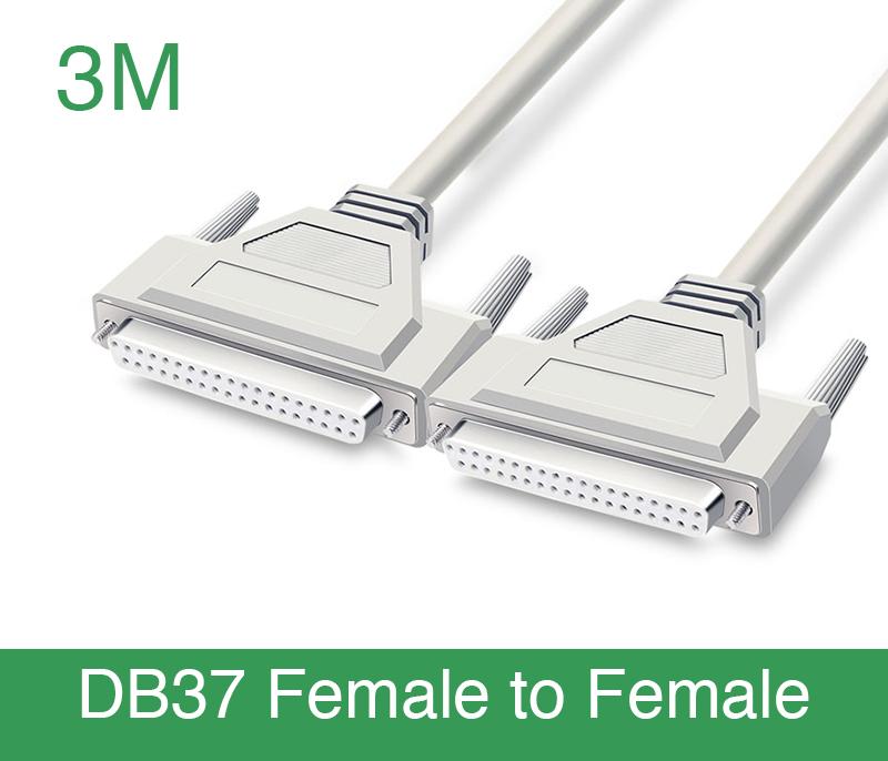 Cáp COM DB37 Female sang DB37 Famle (cái-cái) dài 3M