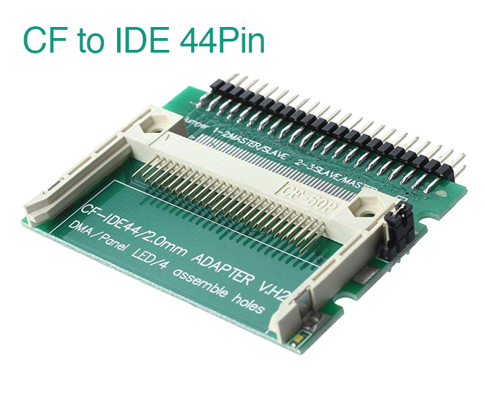 Adapter CF to IDE 44pin Male (chân đực)