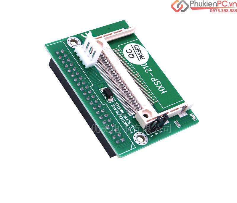 Compact Flash CF to 3.5 Female 40 Pin