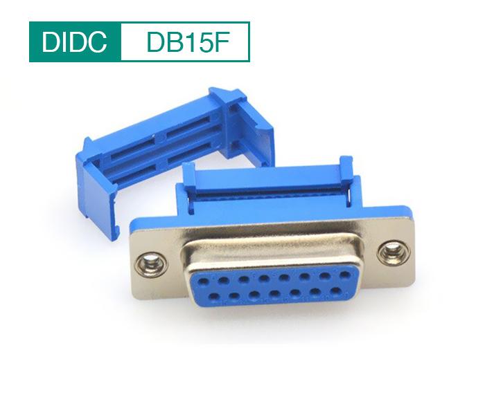 Đầu bấm kẹp DB15 (DIDC-15P) Female chân cái