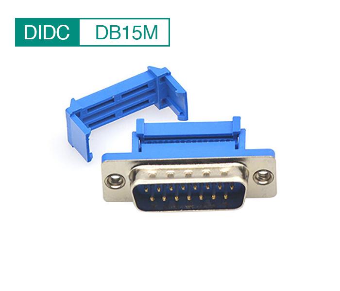 Đầu bấm kẹp DB15 (DIDC-15P) Male chân đực