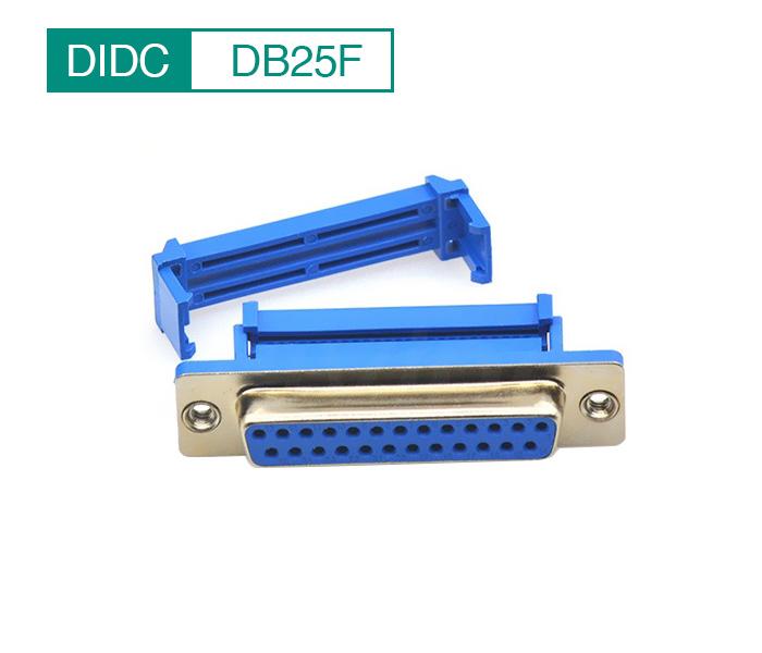 Đầu bấm kẹp DB25 (DIDC-25P) Female chân cái