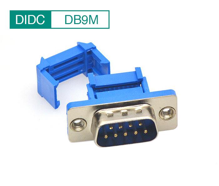Đầu bấm kẹp DB9 (DIDC-9P) Male chân đực